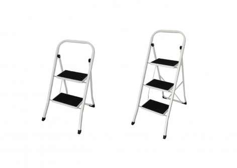 Folding Ladder Step Stool