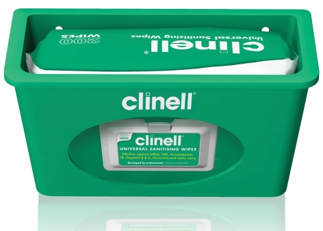 clinell® Wall Mountable Dispenser for Universal Wipes, 902235 photo 3