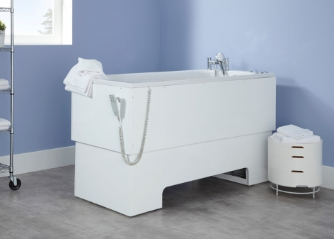Excel 400 Height Adjustable Bath