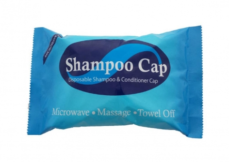 Waterless Rinse Free Shampoo Cap, 503039 main image