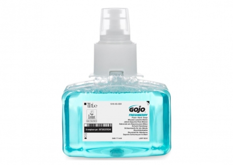 GoJo 1316 LTX Luxury Freshberry Foam 700ml Soap