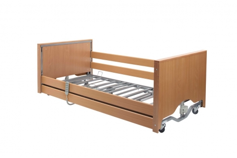 Casa Elite Low Electric Profiling Care Bed, 703599 main image