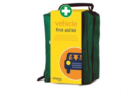 SUV Vehicle First Aid Kit