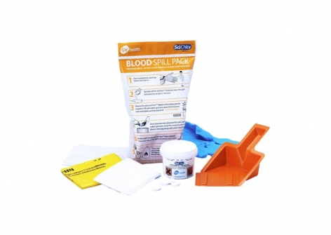 Blood & Body Fluid Spill Pack