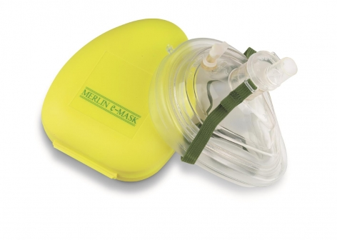 E Mask - Emergency CPR Facemask