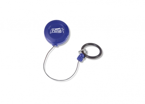Purell Retractable Hand Sanitiser Clip