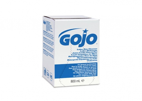 GoJo 800ml Lotion Skin Cleanser