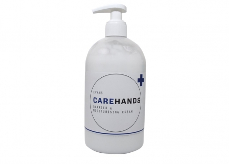 Evans Carehands Moisturising Cream