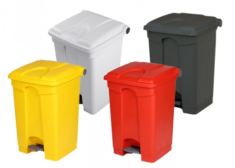 45 Litre Step-On Container Bins
