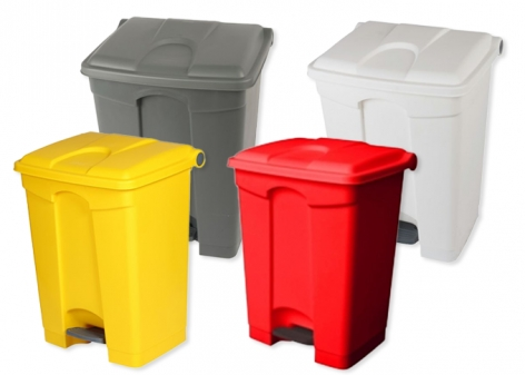70 Litre Step-On Container Bins