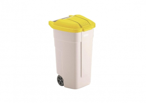 100 Litre Mobile Wheeled Container Bin Clh Group