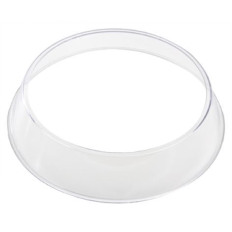 Polycarbonate Plate Stacking Ring & Cover