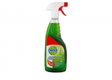Dettol Multi-Action Green Apple Cleaner
