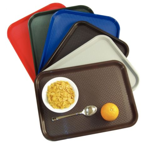 Kristallon Foodservice Fast Food Tray