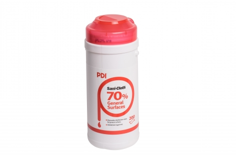 PDI® Sani-Cloth® 70% IPA Disinfectant Wipes