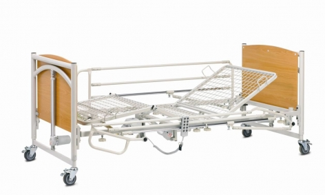 Tudor Profiling Electric Bed with Metal Side Rails