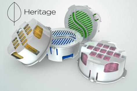 HYscent Fragrant Cartridges - heritage Range